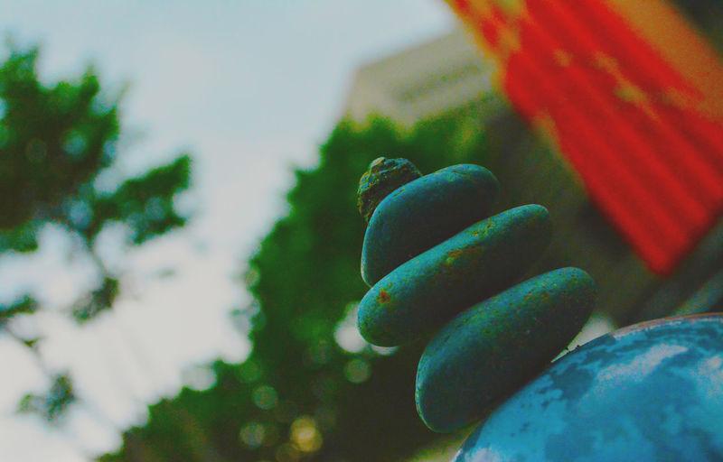 Left Stone