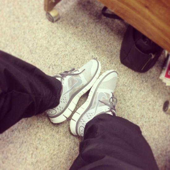 Zapatos of le dia ✔