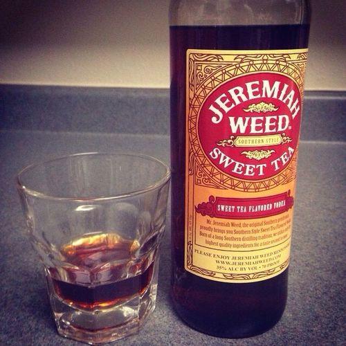 Jeremiah Weed Sweet Tea Jeremiah Weed Sweet Tea Vodka