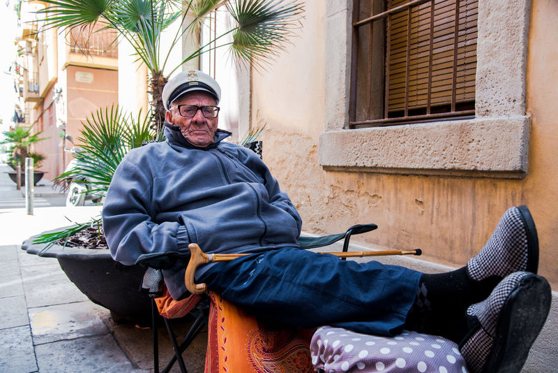 Barcelona Barceloneta Catalunya Character Fisherman Lazy Day Local Natives Man Neighborhood Peace Person Portrait Portrait Photography PortraitPhotography Portraits Posing Posing For The Camera Retirement Senior Adult Sitting SPAIN Staring Street Street Photography Streetphotography