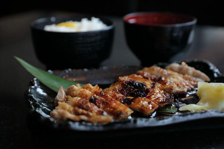 Chicken Teriyaki Teriyaki Food And Drink Food Ready-to-eat Serving Size Healthy Eating Asian Food Meat Meal Japanese Food