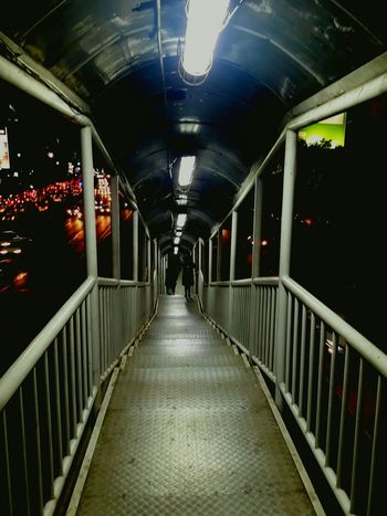 Road to success Illuminated Indoors  Built Structure Subway Train Architecture The Way Forward Public Transportation Futuristic No People Day