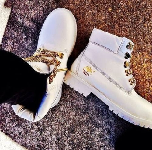 My New Shoes Timberland Boots