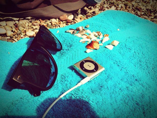 Summer Glasses Ipod Shuffle Music Mylife