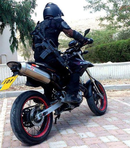 IDF Motorcycle