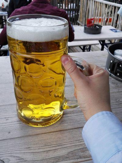 German Beer Erdinger