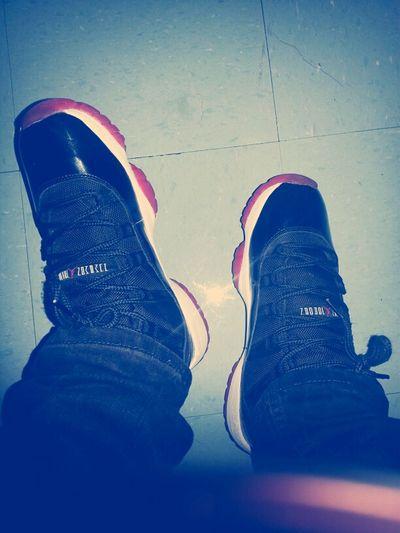 #KOTD #Bred #11's #Jordan's