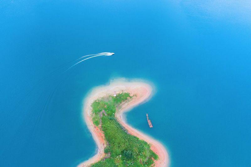 泛舟太平湖