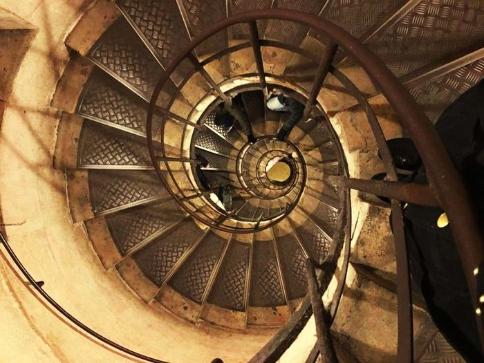 Patis,Staircase
