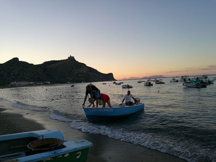 Mare Sicily Relaxing Sunset What's On The Roll Sommergefühle Let's Go. Together.