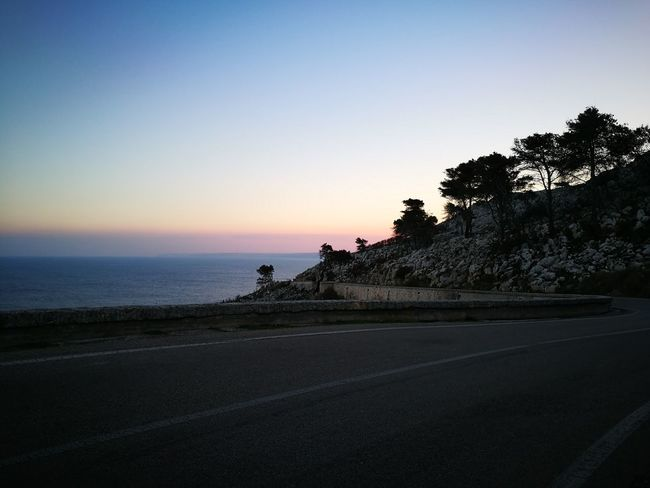 Coast Sea And Sky Tramontosulmare Santa Cesarea Terme Castro Scenics