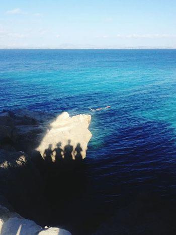 Sicily Favignana's Sea