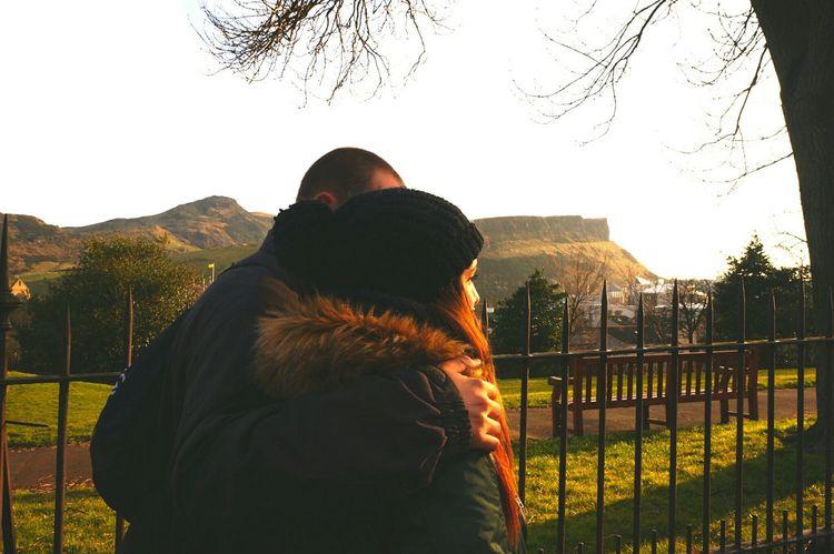 Romantic Edimburg Edimburgo