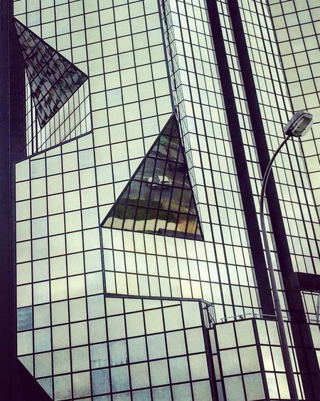 Building Façade Detail Reflection Car Windows Glass Perspective Urban Geometry Urbanphotography Architecture Architectural Detail Lines Minimalism Mmaff From My Point Of View Eye4photography  EyeEm Gallery Taking Photos Hello World
