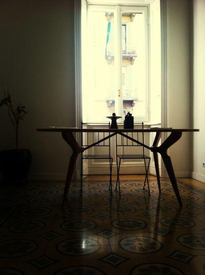 Light today in Milan