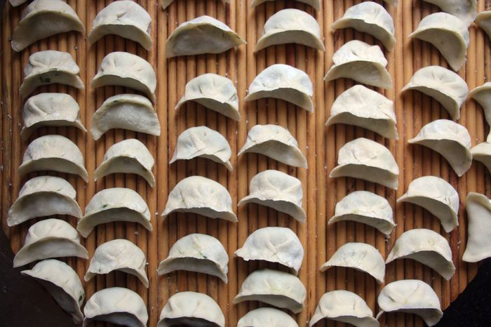 Backgrounds Chinese Culture Chinese Food Chinese Food Jiaozi Close-up Dumpling  Dumplings Full Frame Healthy Eating Healthy Food Oriental Pattern Pattern, Texture, Shape And Form Preparing Food Raw Food Raw Photography Repetition Style Of China Handmade Art Is Everywhere