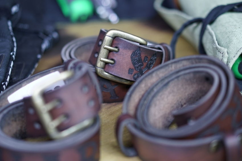 Belt  Close-up Clothes Day Fashion Indoors  Leather Leather Belt Metal No People Old-fashioned Selective Focus
