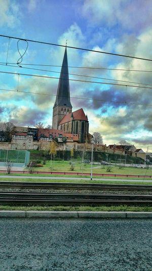 Architecture Built Structure Church Church Tower Petrikirche Travel Destinations City Outdoors Rostock Mecklenburg-Vorpommern Germany🇩🇪