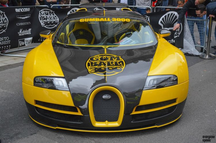 Veyron by Oakley Design Bugatti Veyron Supercar W16 Gumball3000 BeyondSpeed Oakleydeisgn