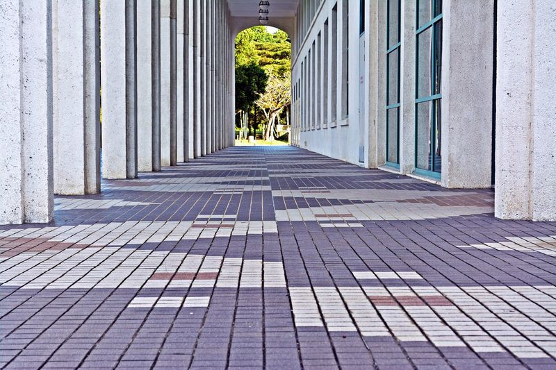 Perspective 18 Absence Backgrounds Cobblestone Exterior Flooring Footpath Full Frame Leading Narrow Pattern Pavement Paving Stone Shadow Sidewalk Street The Way Forward Tiled Floor Walking Walkway