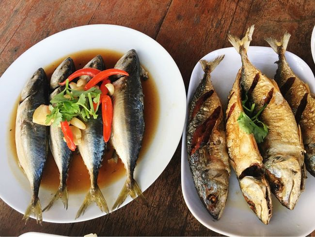 EyeEm Selects Eatclean Seafood Healthy Eating Food And Drink Food Fish