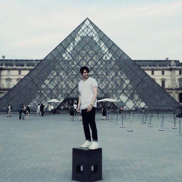 Louvre Museum Louvremuseum Paris France