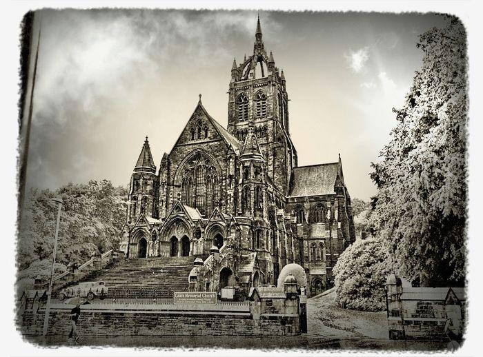 Coatsmemorialchurch Paisley, United Kingdom Church