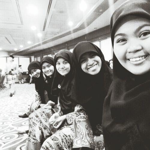 my gals, my gangs. ;) ♥