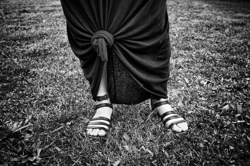 Ground. Dress