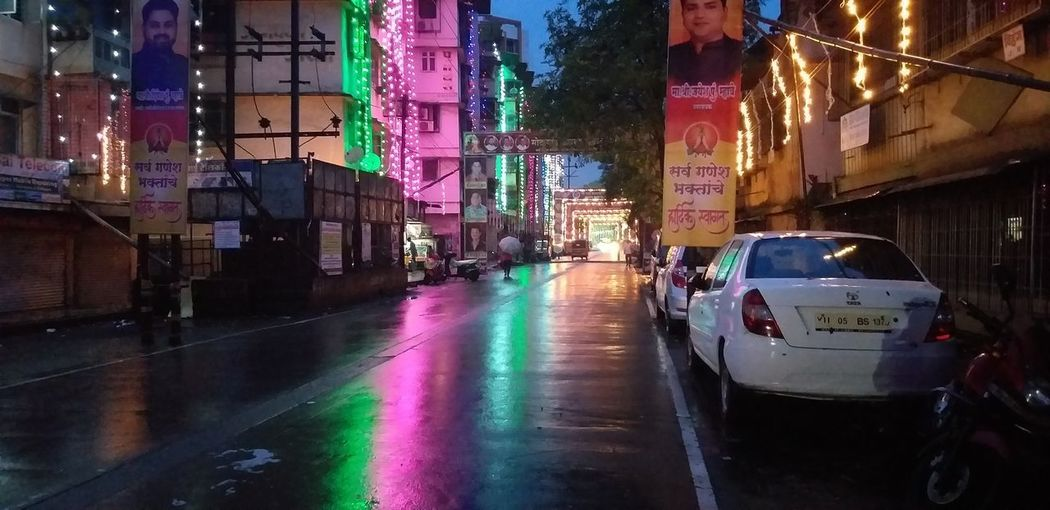 City Illuminated