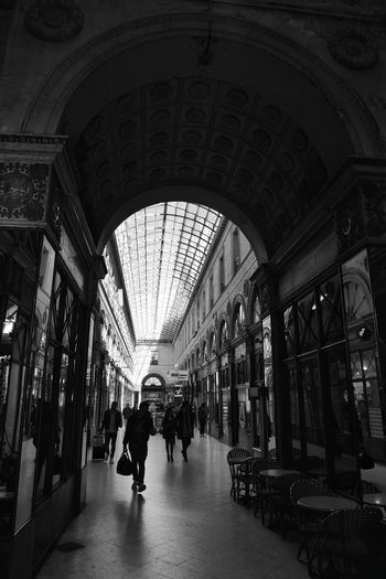 Galerie Bordelaise Blackandwhite Bw_lover Blackandwhite Photography Bnw_collection Black And White Bnw Black And White Photography Black & White Bordeaux TOWNSCAPE Travel Destinations City Life City France Cityscape Architectural Feature Architecture_collection Architecturelovers Architecturephotography Building Exterior Façade Bordeaux, France Architecture