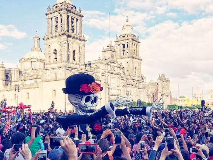 day of the Dead in mexico 🎃