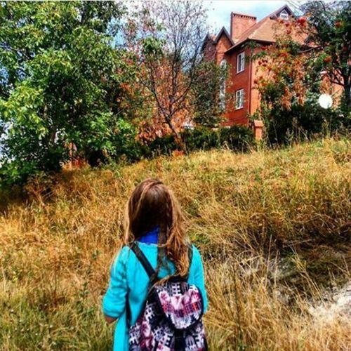 особняк красота я прогулка рябина лето дерево дом Коричневый круто #cool#great#wonderful#house#tree#green#me#summer