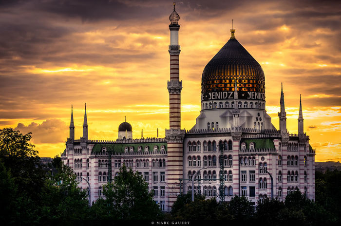 """Yenidze """"Tabakmoschee"""" EyeEm Best Shots EyeEm Best Shots - Architecture Mosque Moschee"""