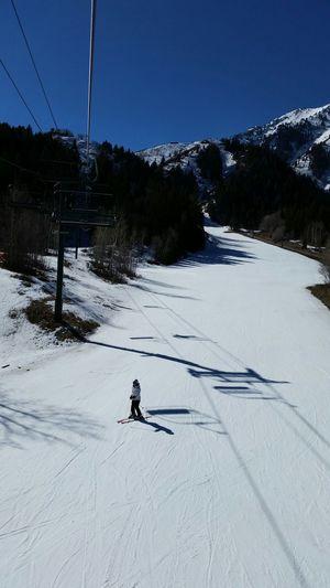 Sking Skiing Sundance