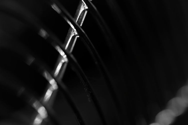 metal frame of electric fan Artphotography Macro Photography depth of field Object Photography EyeEm Selects Eye4photography  Artistic Abstract Macro Macro_captures Close Up Photography Metal EyeEm Gallery EyeEm Best Shots Black Background Backgrounds Close-up