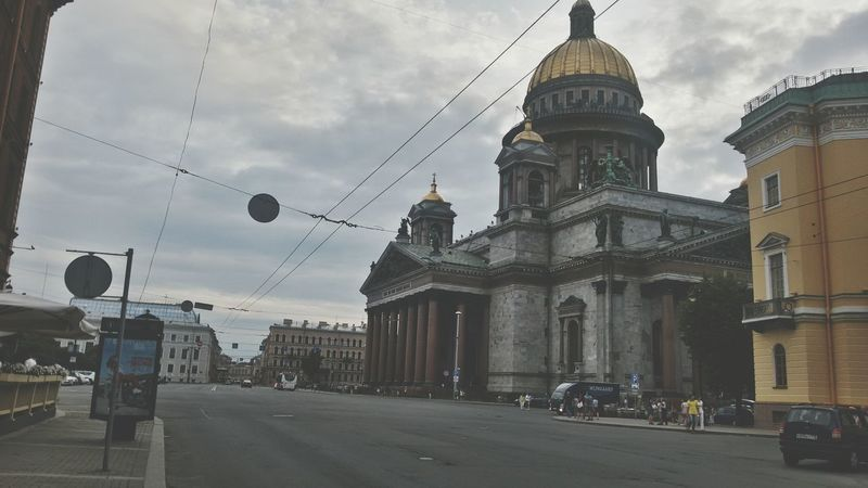 Historical Building Saint Isaac's Cathedral Cathedral First Eyeem Photo