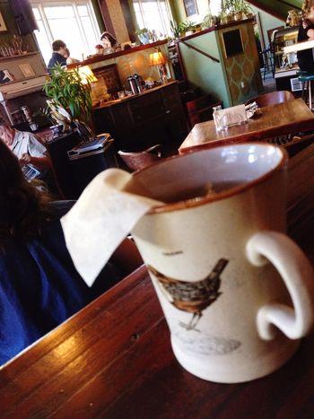 Tea Restaraunt Urban Lifestyle Hipster Cup Downtown Nanaimo BC The Vault Bird