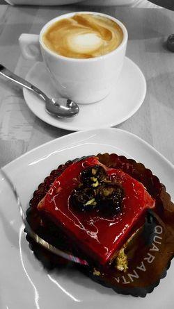 Good Morning Coffee Eye4photography  First Eyeem Photo Hello World Lovetotakepics Love Enjoying Life Cake Coffee And Sweets Coffee Time Moments Love ♥ Wakeupthehappiness EyeEm Best Shots EyeEm
