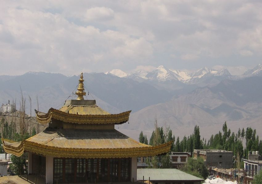Such a beautiful, surreal place to visit Ancient Ancient Civilization Architecture Cultures Famous Place Himalayas India Ladakh Landscape Leh Mountains Outdoors Place Of Worship Religion Scenery Spirituality Temple Temple - Building Tourism Travel Travel Destinations Travel Photography Traveling