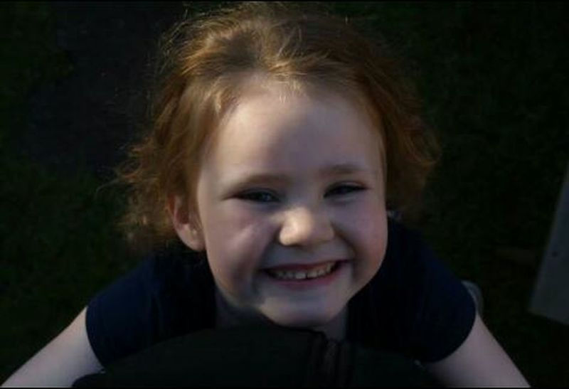 Happy My Niece All Smiles