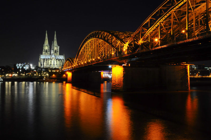 Hohenzollern Bridge and cologne cathedral. Bridge Cathedral Germany Traveling Travel Travel Photography Vacation