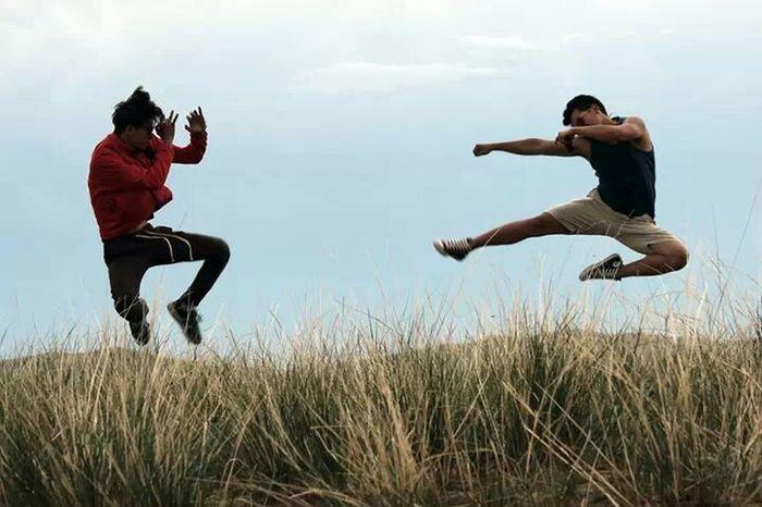 Brawling Kungfu  Brothers Mongolia