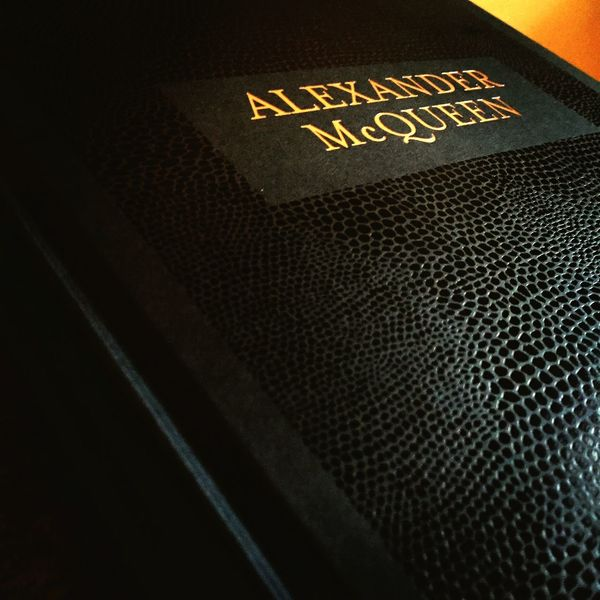 AlexanderMcQueen Books 😍