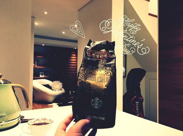 비오니까 커피 한사발☕️ Coffee Coffeetime Starbucks ❤ Starbucks Coffee Home Starbucks Coffeeholic