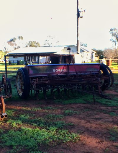 Taking Photos Farm Life Combine Seed Drilling Old Machinery Eye4photography  EyeEmBestPics