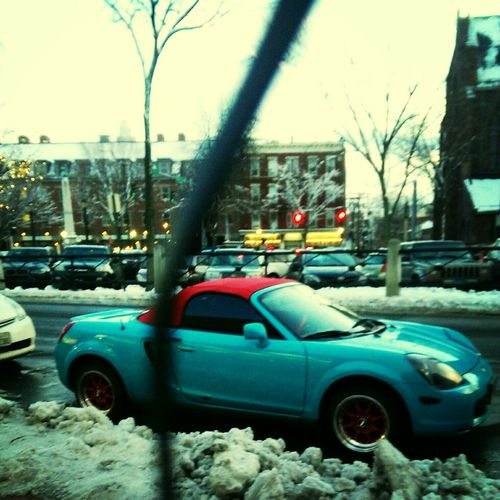 Catbug you will be mine someday Downtown Last Snowtime  Snow