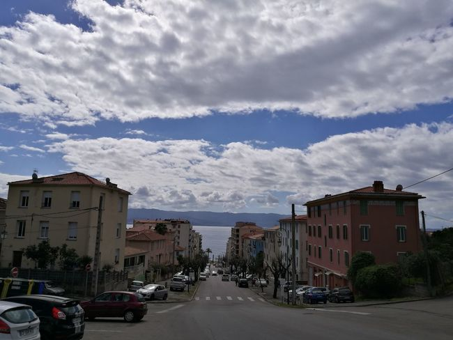 City Travel Destinations Cloud - Sky Sky Outdoors Cityscape Architecture Ajaccio Bord De Mer Corse