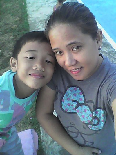 Having A Great Time Happyday♥ Bondingmomentskhianne nd i Capture The Moment Happytime 😆