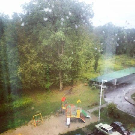 Время для мыслей. август уже конец лета дождь16градусов
